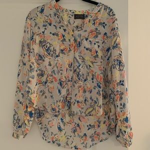 Astr colorful blouse